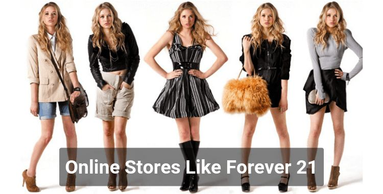 20 Clothing Stores Like Forever 21