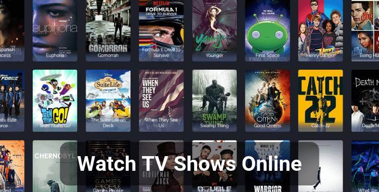 Watch TV Series Online Free