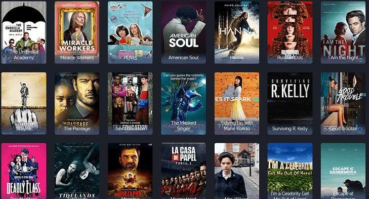Bmovies website best for TV series