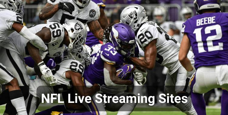 18 Free NFL Live Streaming Sites