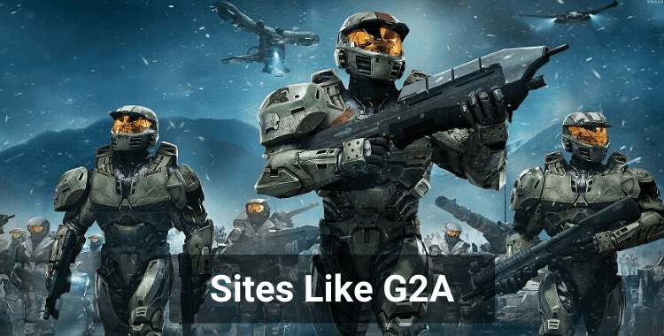 Top 10 Sites Like G2A to Buy Gaming Keys