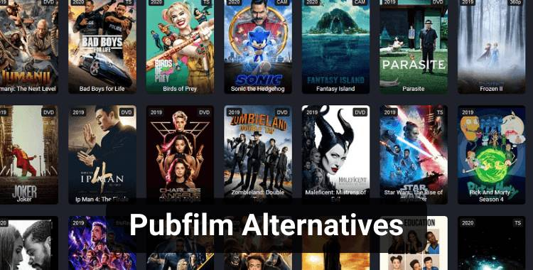 Pubfilm Alternatives