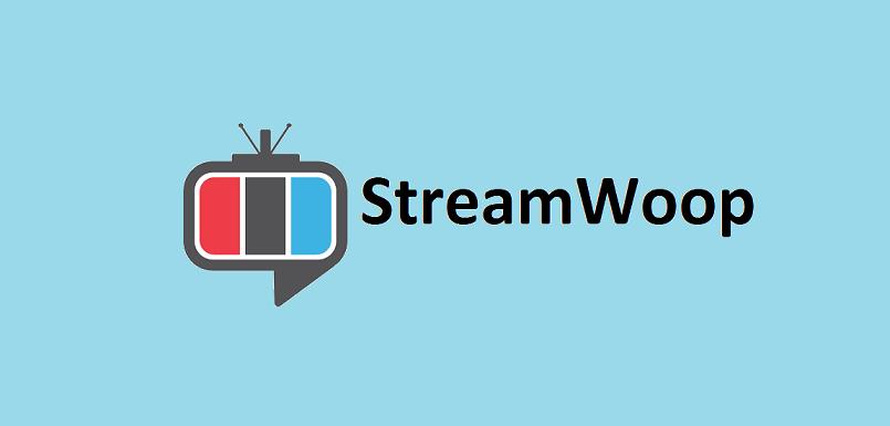 StreamWoop website