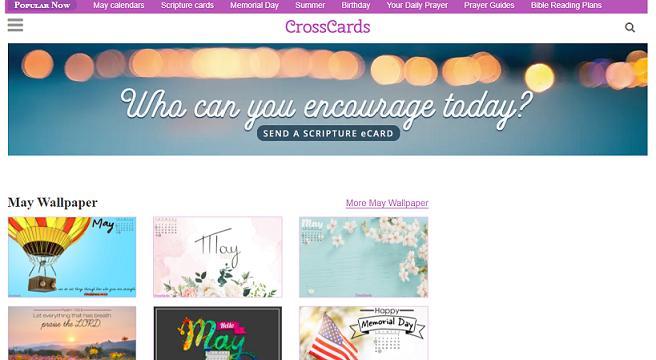 Crosscards website