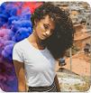 Change Background Of Photos app