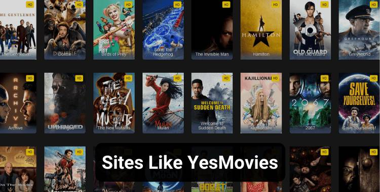 15 Sites Like YesMovies to Watch Movies Online Free