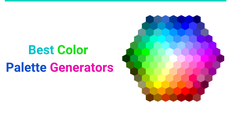 10 Best Color Palette Generators for Designers and Programmers