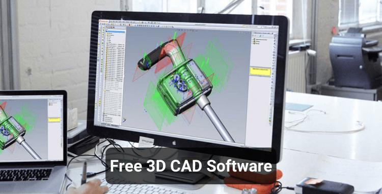 10 Best Free 3D CAD Software to Download in 2021