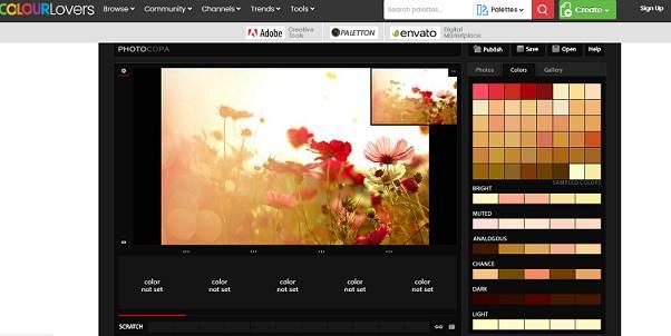 PHOTOCOPA website