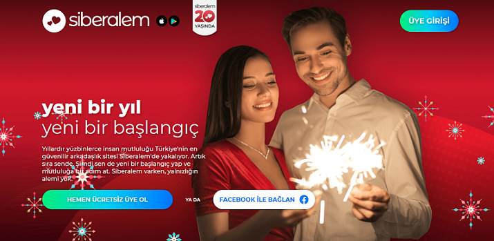 Siberalem dating websites in Turkey