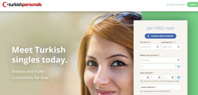 TurkishPersonal website