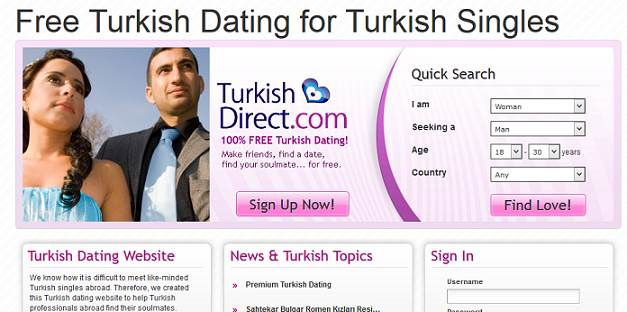 TurkishDirect website