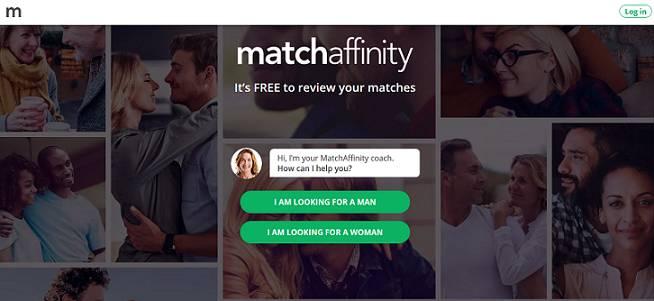 MatchAffinity website