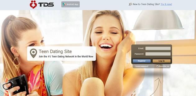 Teen Dating Site website