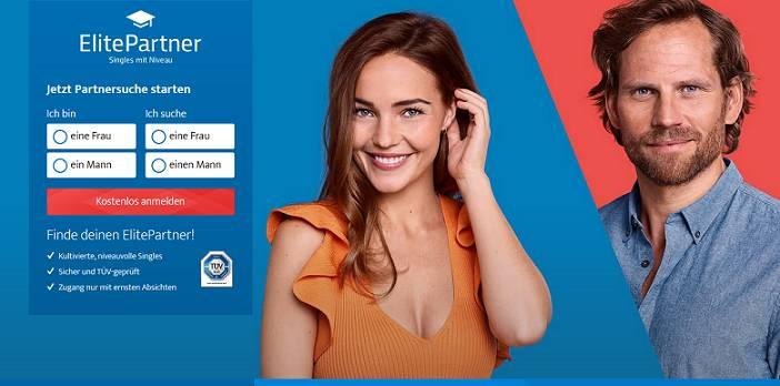 ElitePartner website